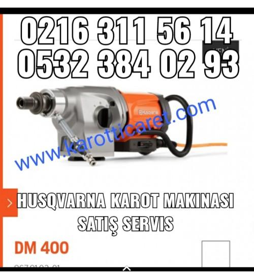 Karot Makinası Husqvarna DM 400