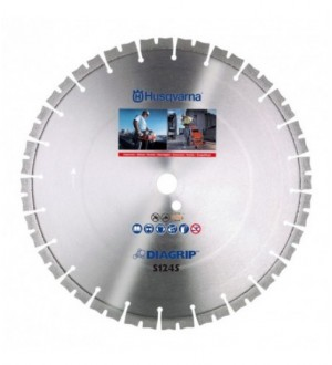 300mm S 1285 DiaGrip Dairesel Testere Husqvarna
